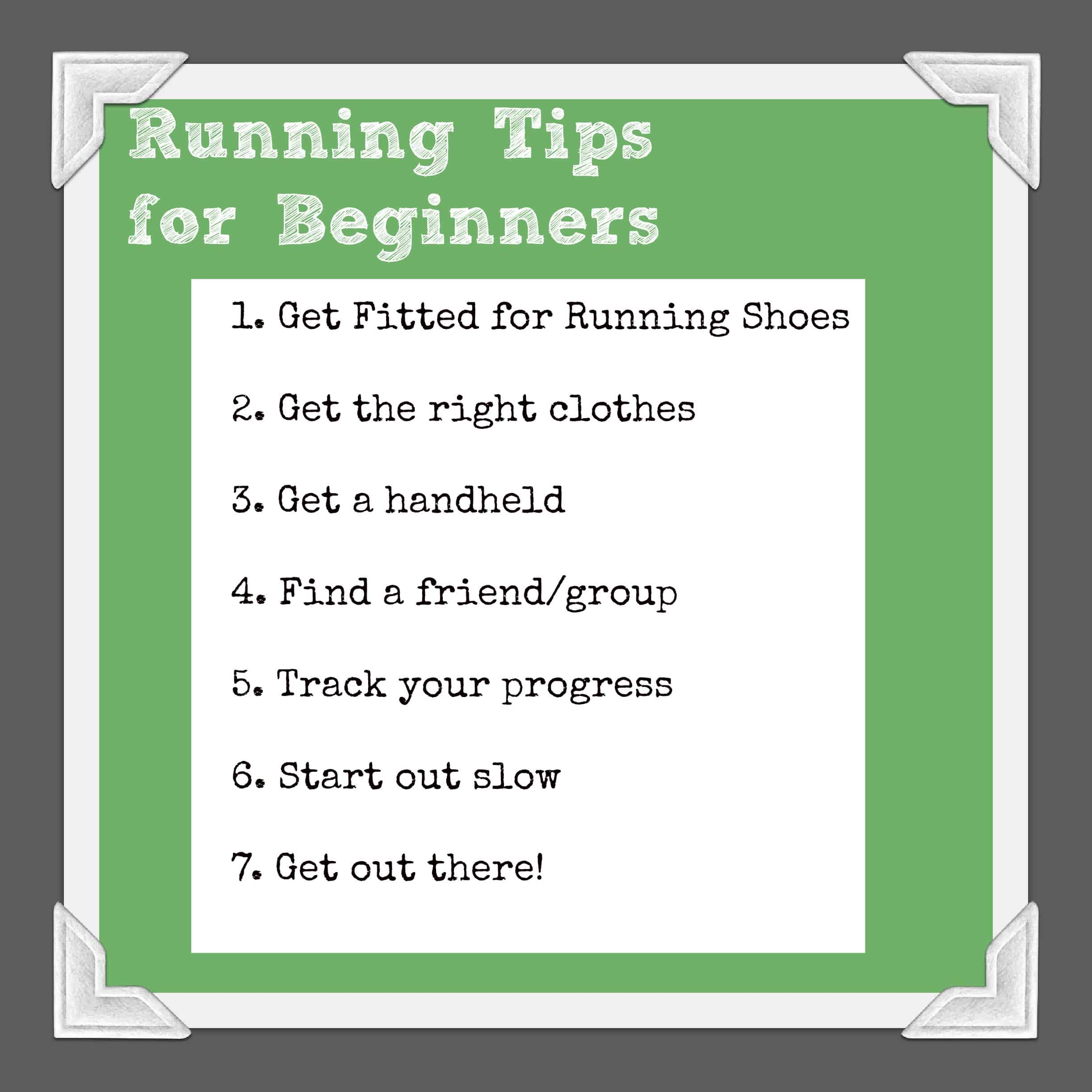 Running Tips for Beginners: Part One - Build Your Bite
