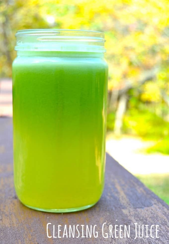cleansing-green-juice