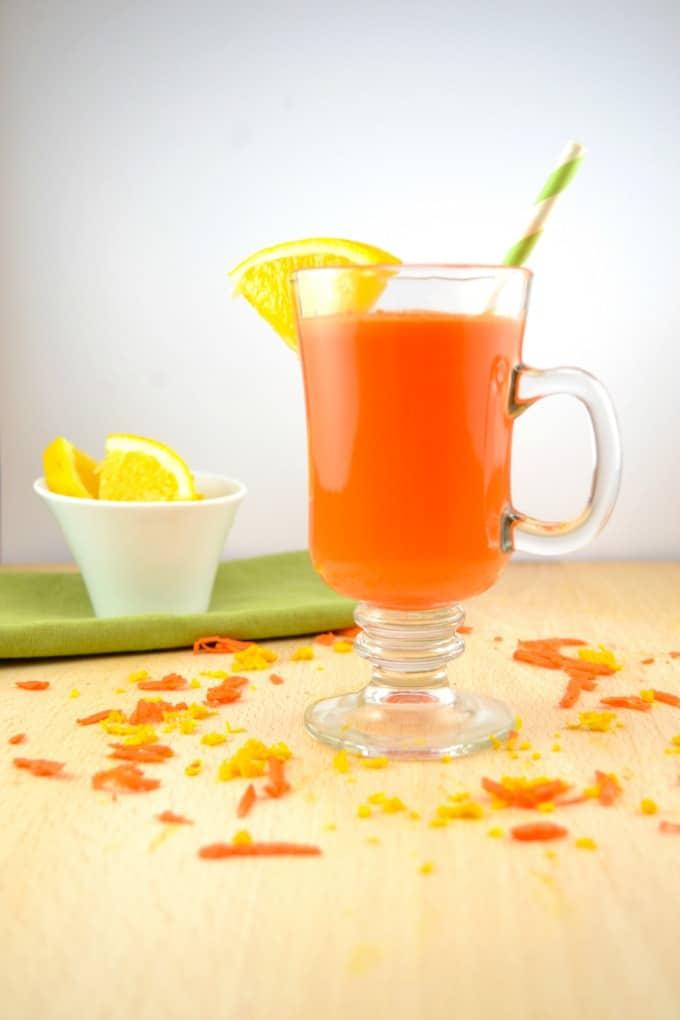 easy 2 ingredient juice