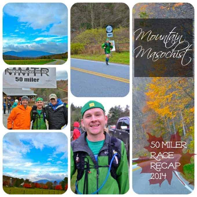Mountain Masochist 50 Miler Race Recap 2014
