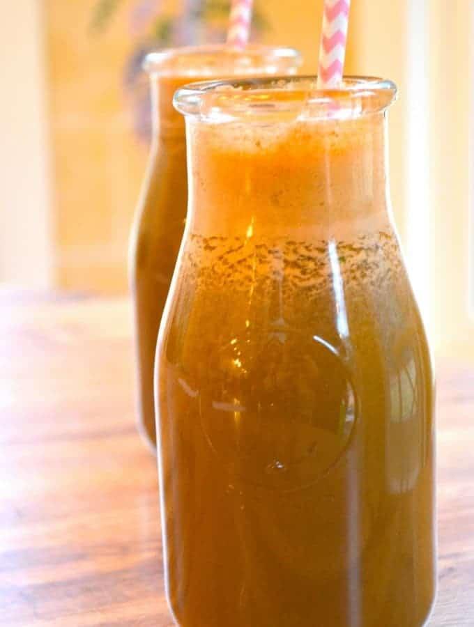 Simple Veggie Fruit Juice