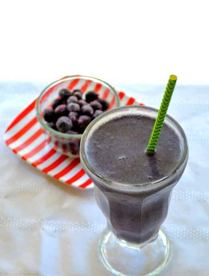 PBJ Bliss Smoothie