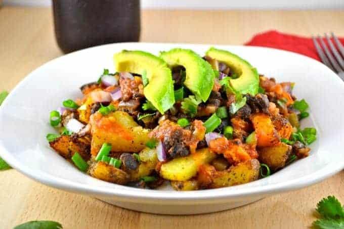 spicy-potato-taco-plate-4