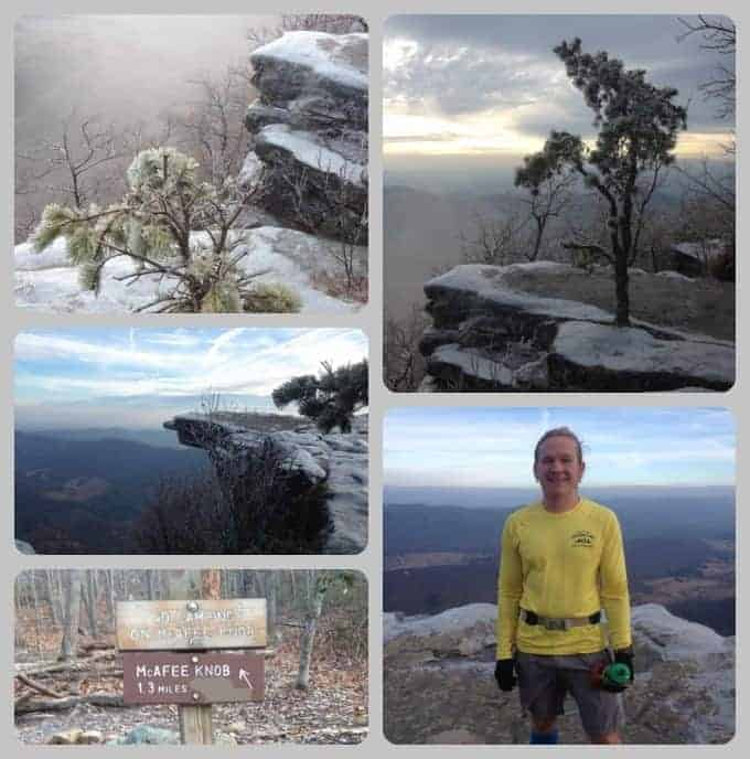 A Run at McAfee's Knob