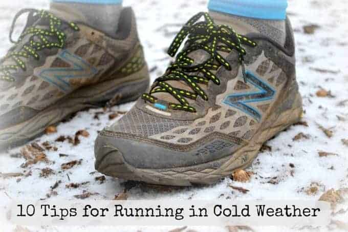 10 Tips for Running in Cold Weather