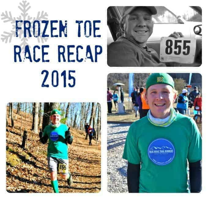 Frozen Toe Race Recap 2015
