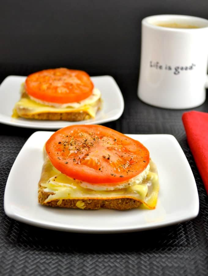 Honeymoon Breakfast Sandwiches