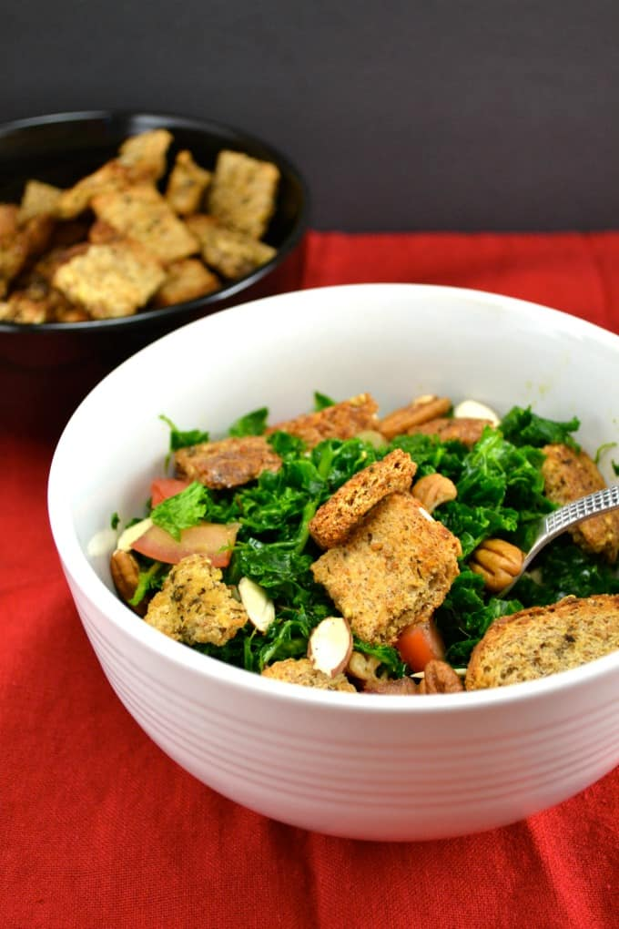 shredded-sweet-kale-salad-with-homemade-croutons-1