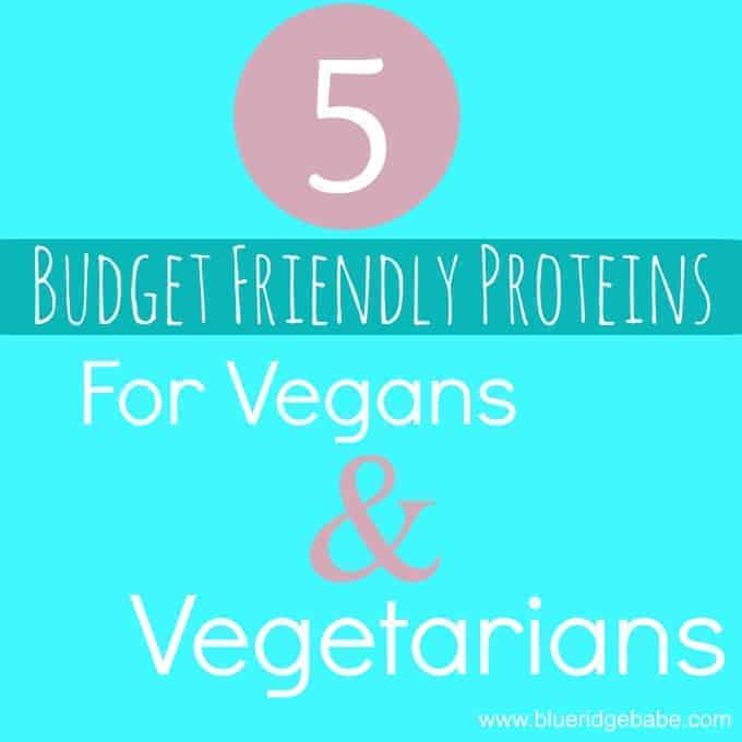5 Budget Friendly Proteins for Vegans and Vegetarians - Build Your Bite