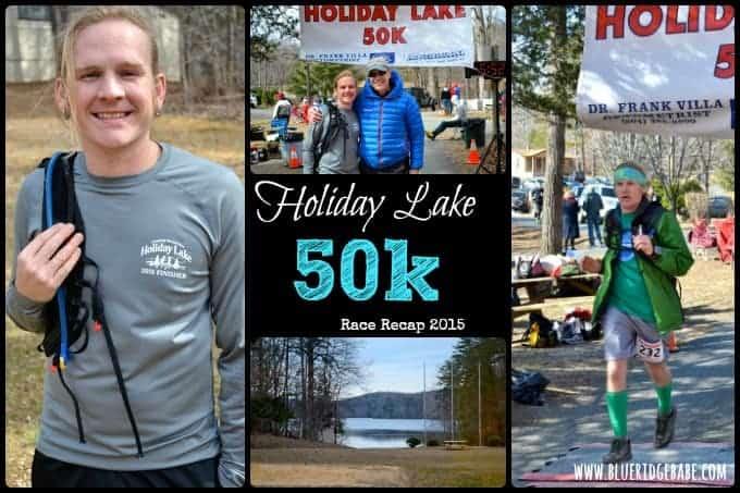 Holiday-Lake-50k-Race-Recap-2015-collage
