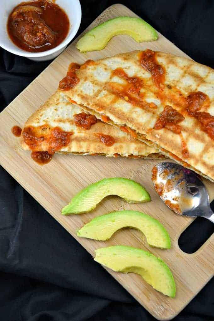 10-minute-vegan-quesadillas-3