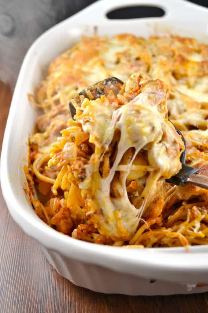 spicy-vegetarian-baked-spaghetti-4