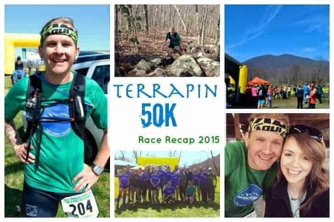 Terrapin 50k Race Recap 2015