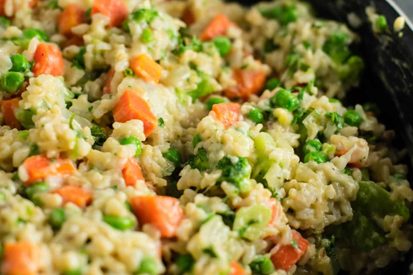 rice and vegetable casserole recipes