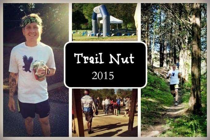 Trail Nut Half Marathon 2015