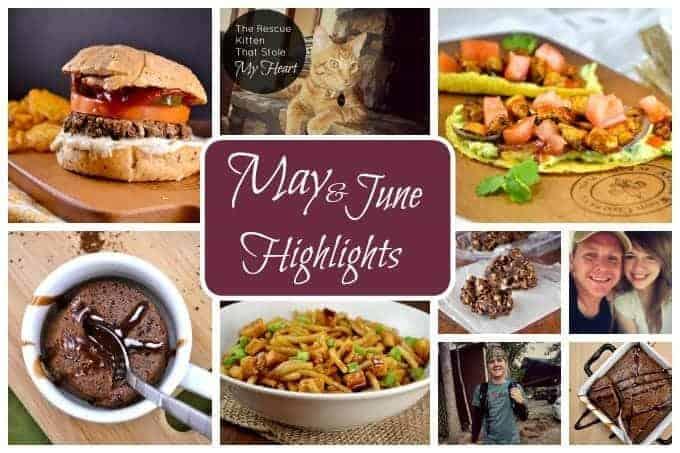 May & June Highlights