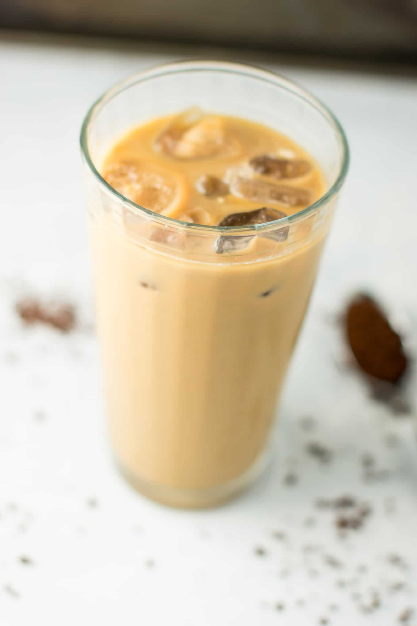 how to make starbucks instant iced coffee