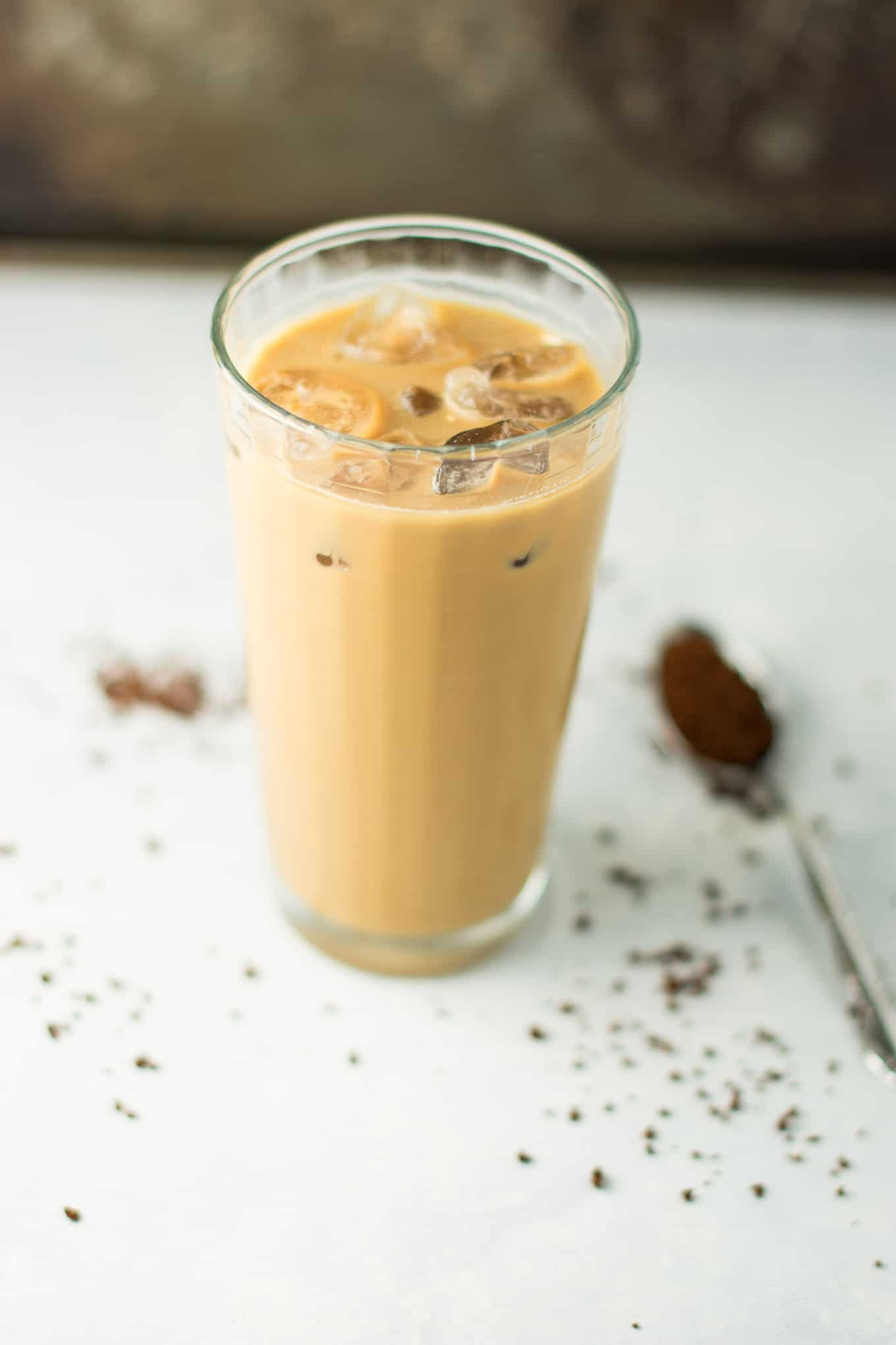 healthy instant iced coffee recipe