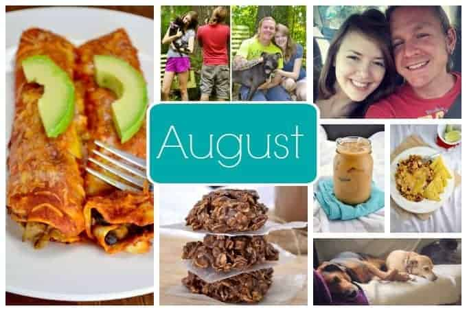 August in Pictures