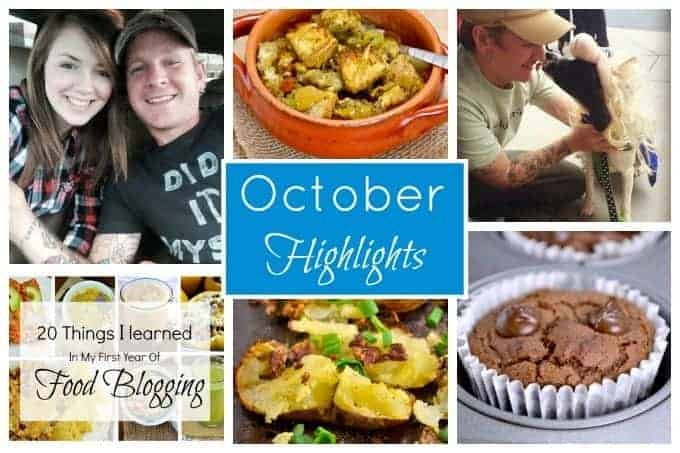 October Highlights