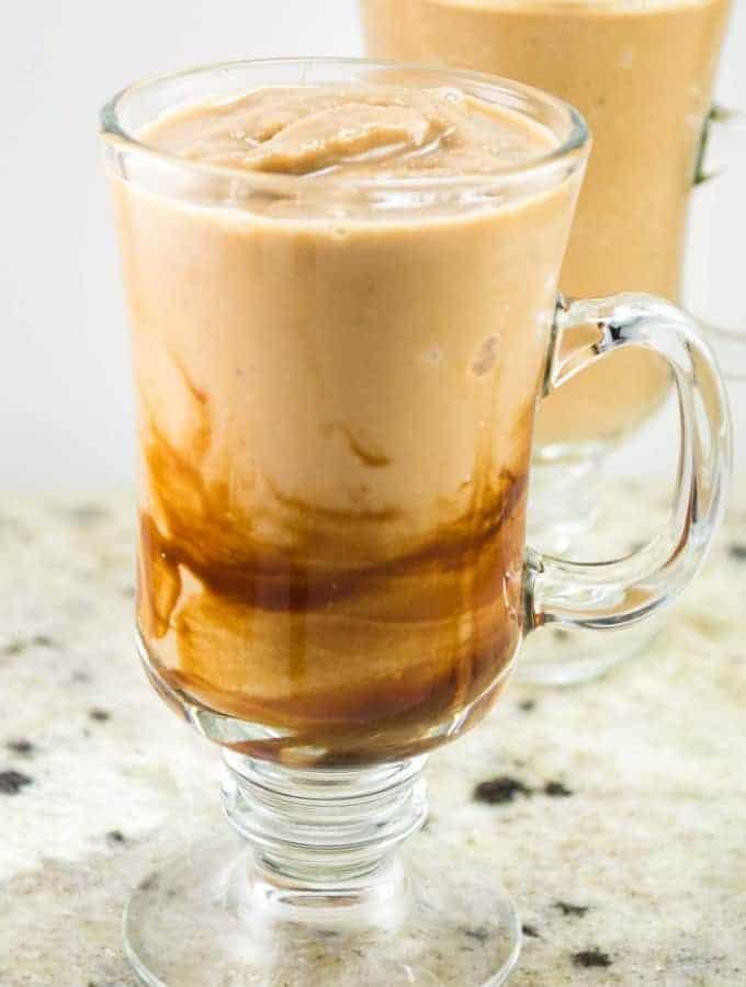 Creamy Chocolate Breakfast Smoothie
