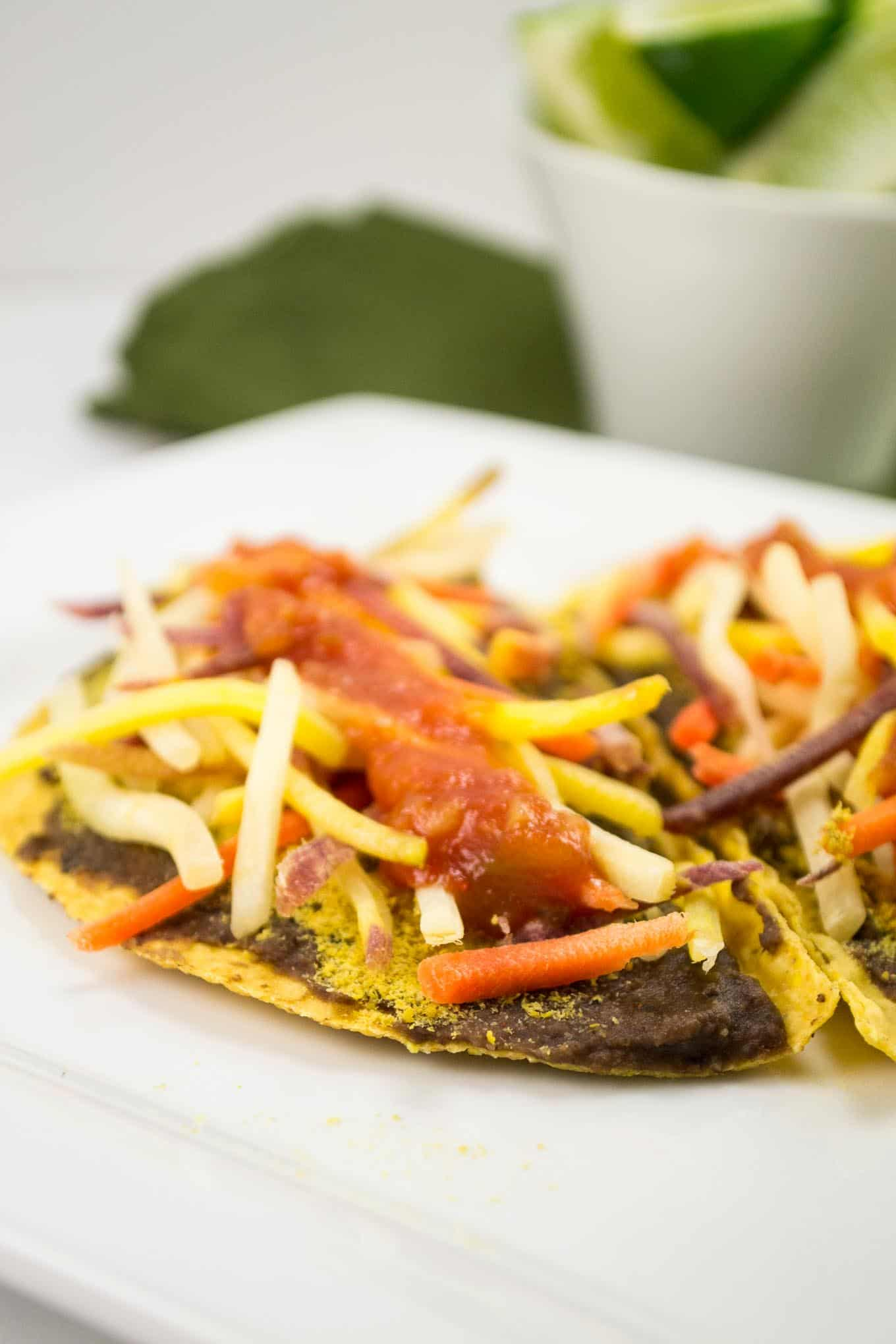 quick & easy vegan tacos - a weeknight family favorite recipe!