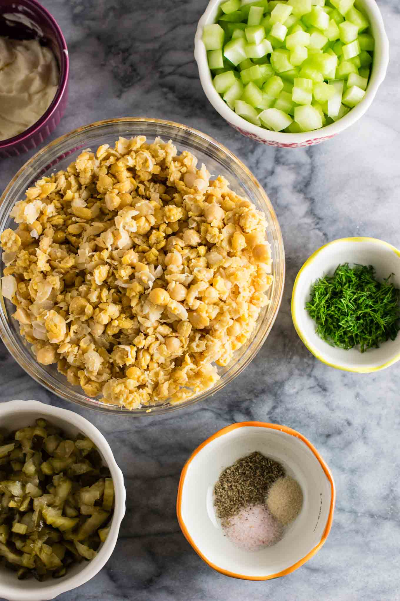 Smashed Chickpea Salad Sandwich Recipe - better than ...