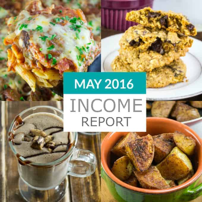May 2016 Traffic and Income Report