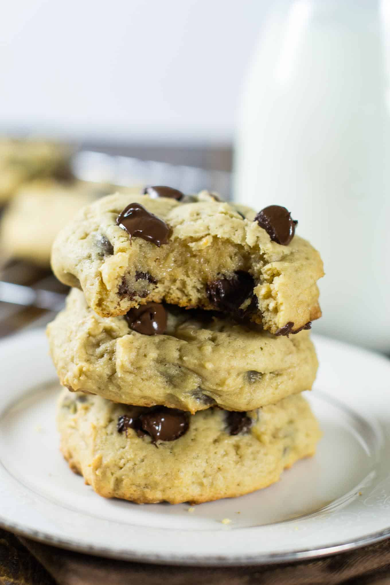 Best Chocolate Chip Cookies With Cake Flour