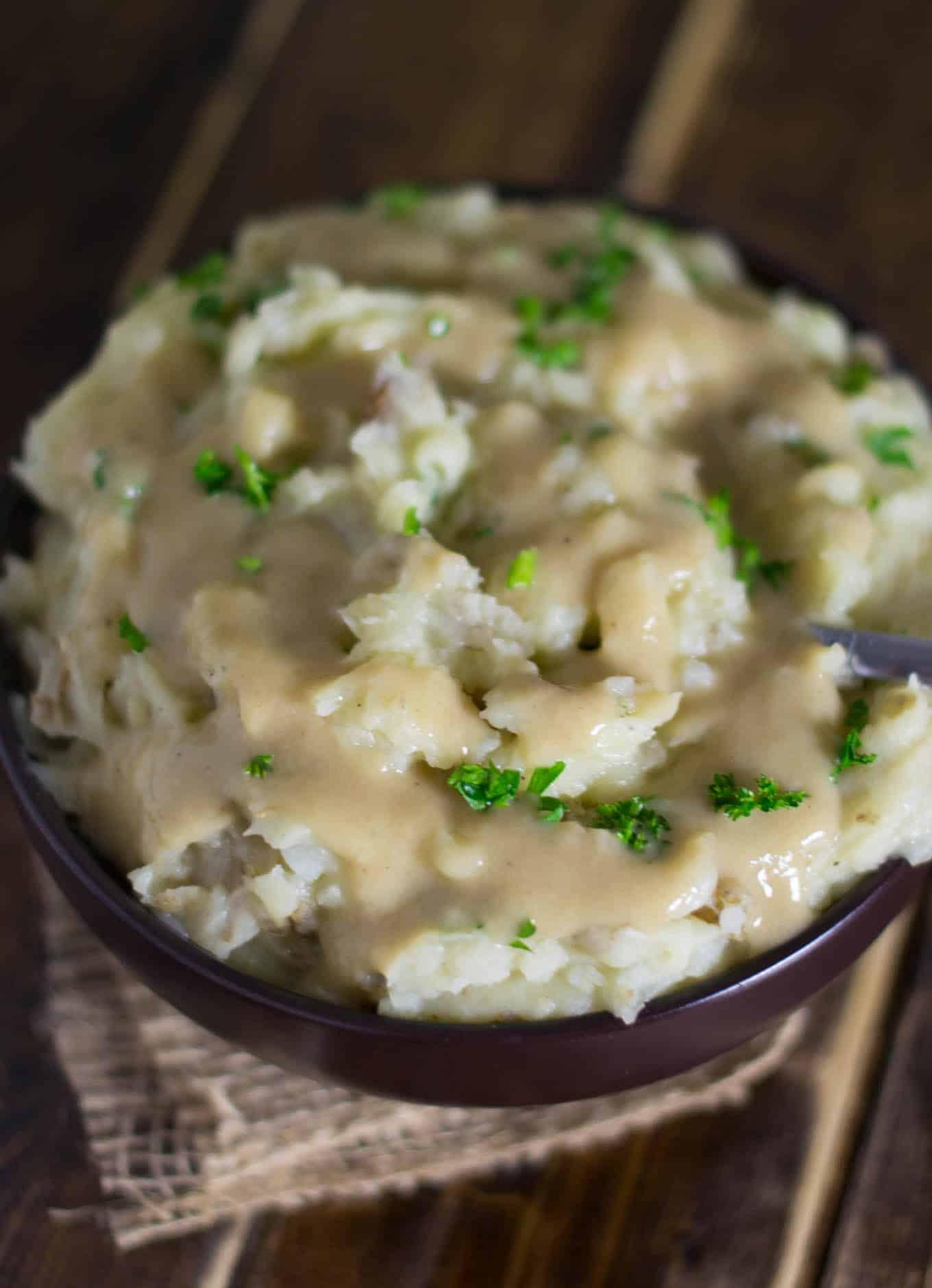 best vegetarian gravy