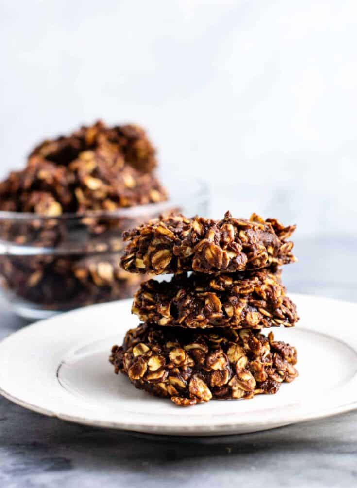 The Best Healthy No Bake Cookies Build Your Bite