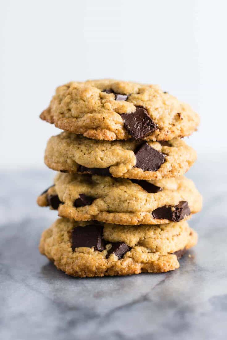 Classic Chocolate Chunk Cookies