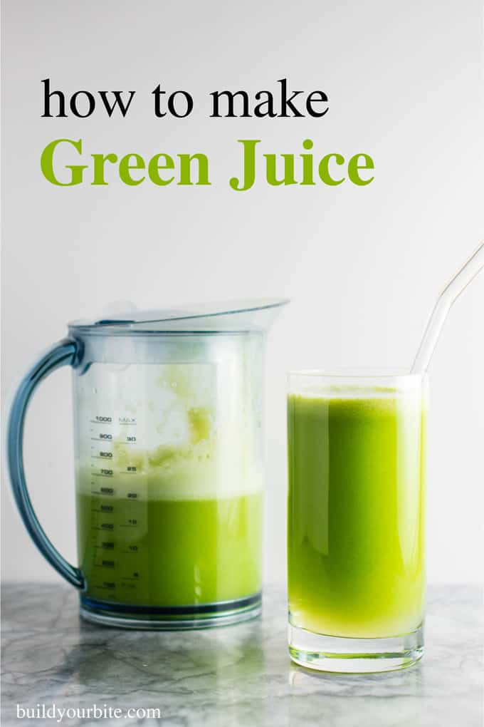 how to make green juice #greenjuice #healthy #drinks