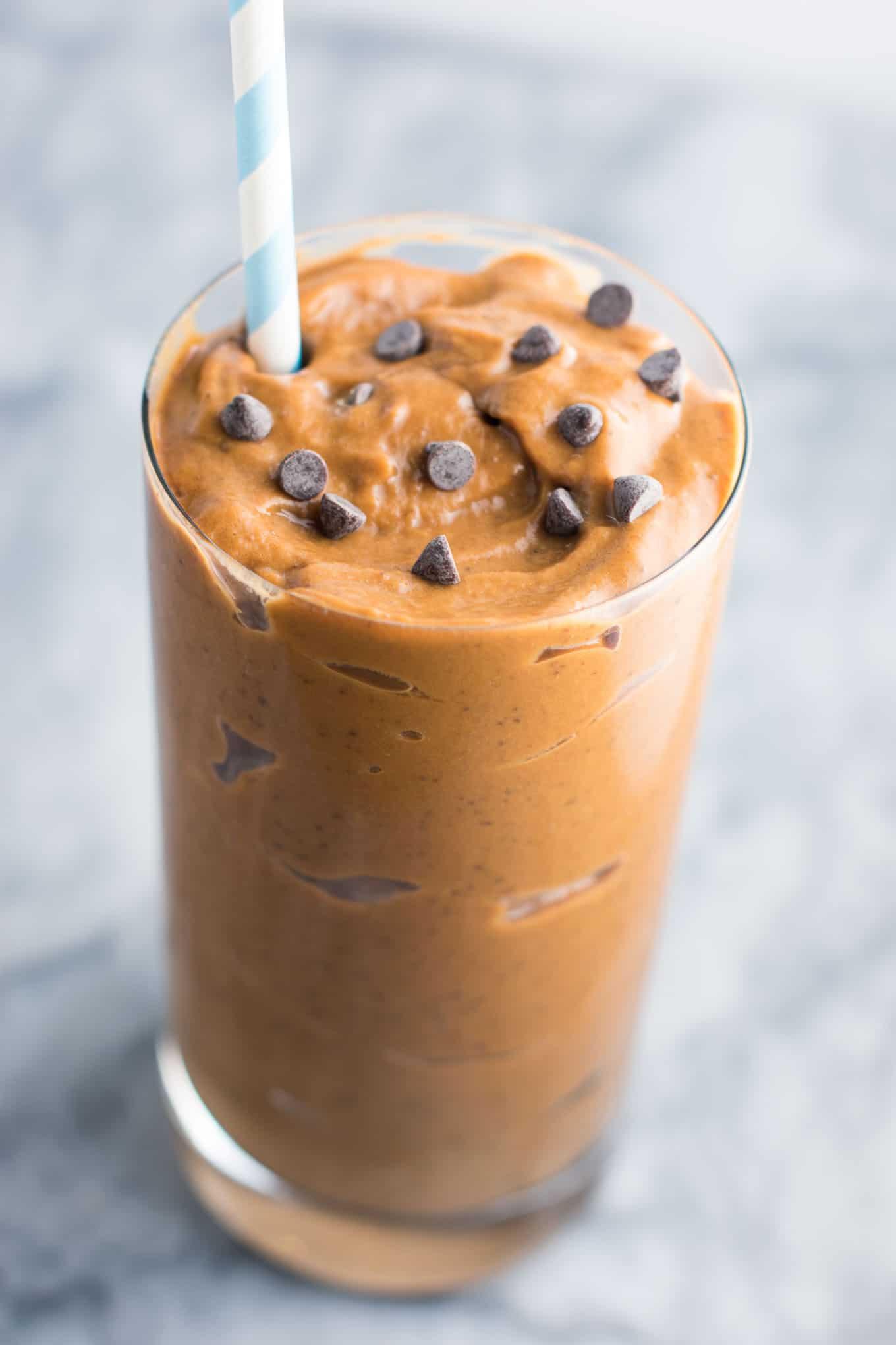 how to make a milkshake ingredients