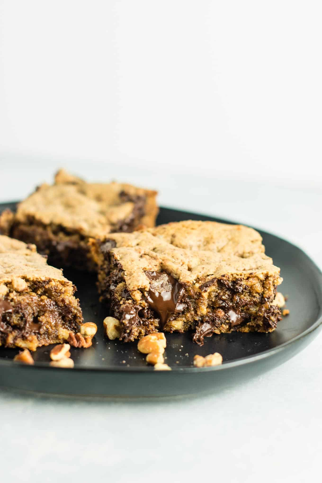 Flourless Oatmeal Chocolate Chip Cookie Recipe