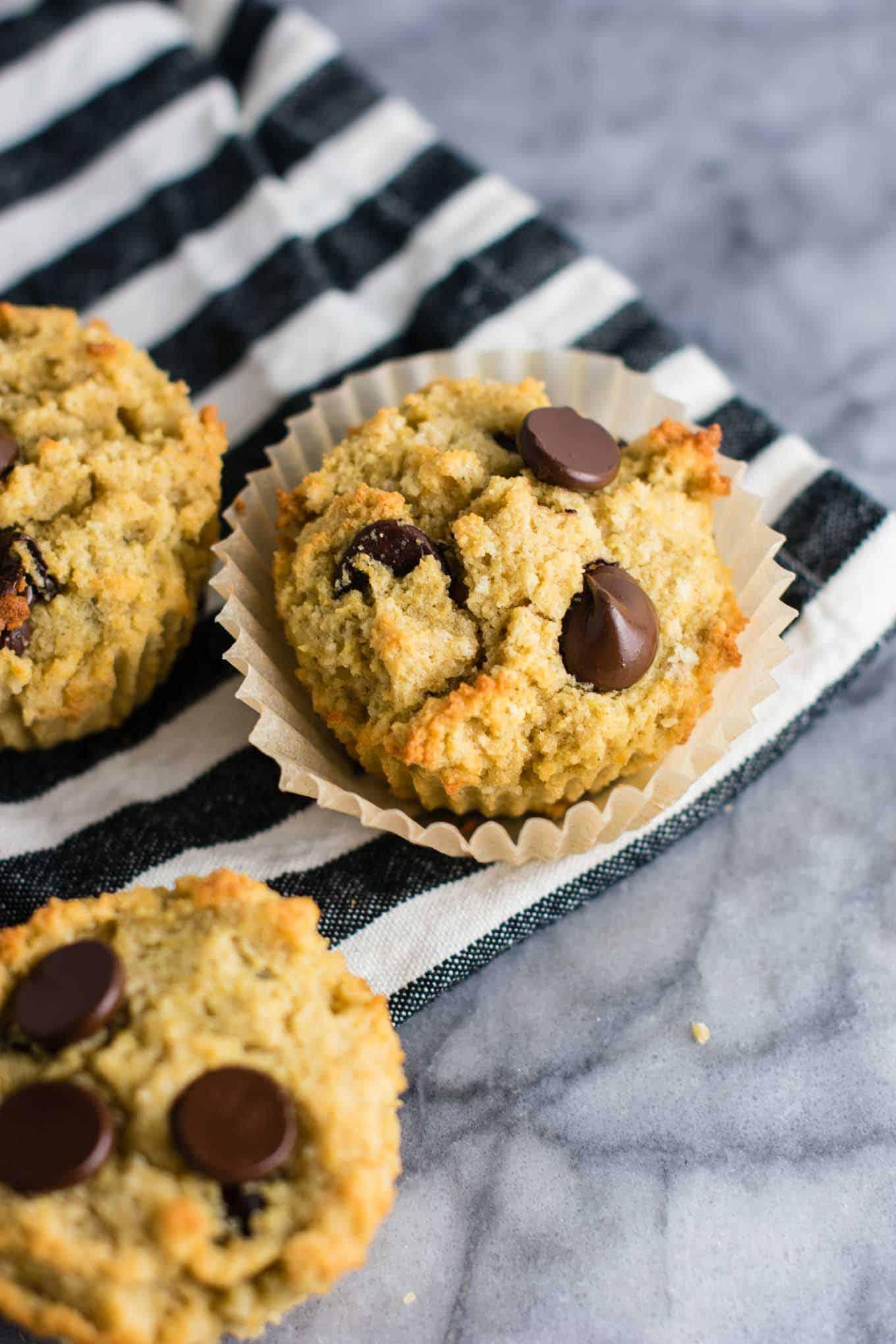 Gluten dairy free muffins