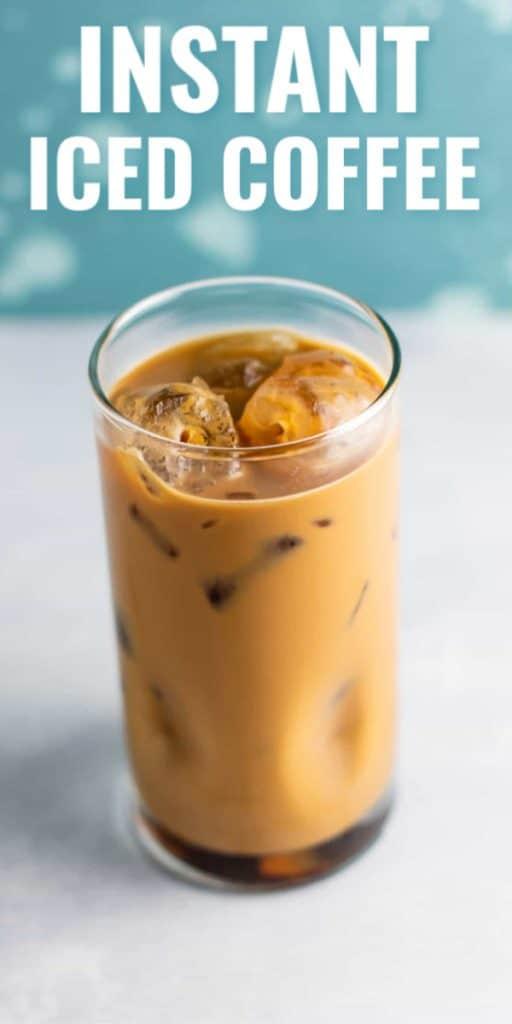 instant coffee recipe