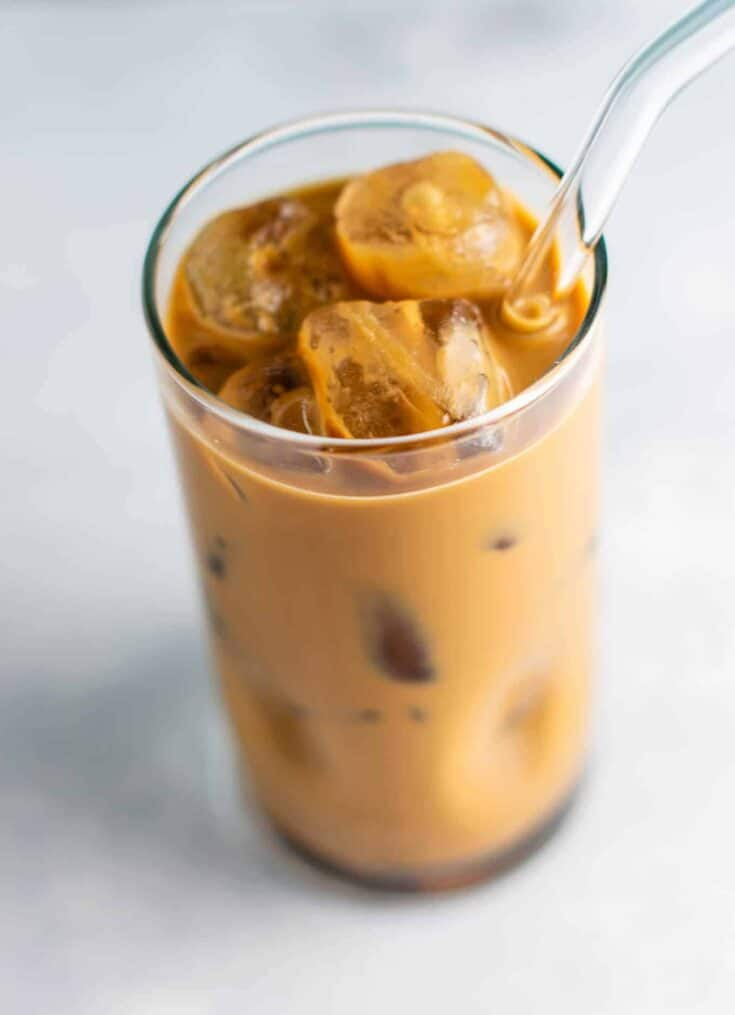 Instant Iced Coffee