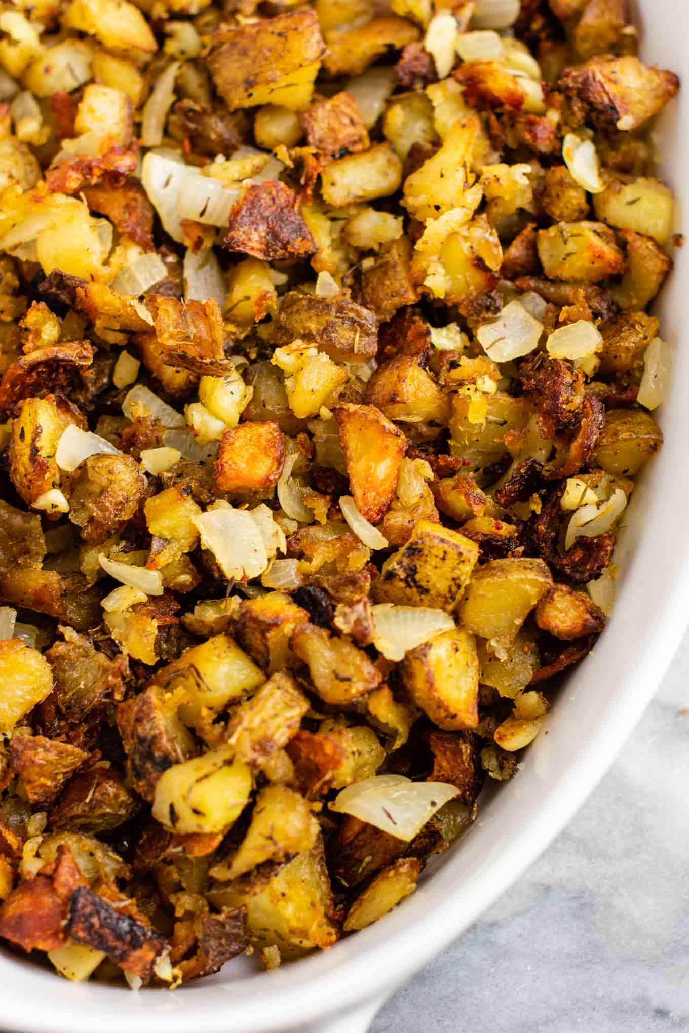 vegan potato recipe side dish