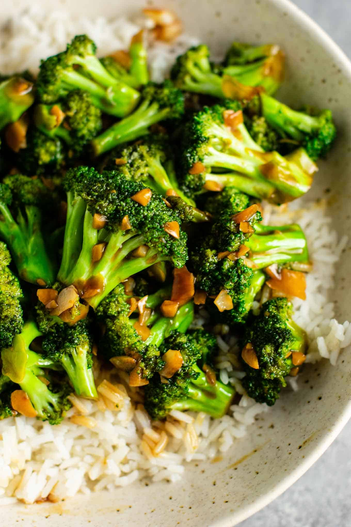 how to cook broccoli in a stir fry