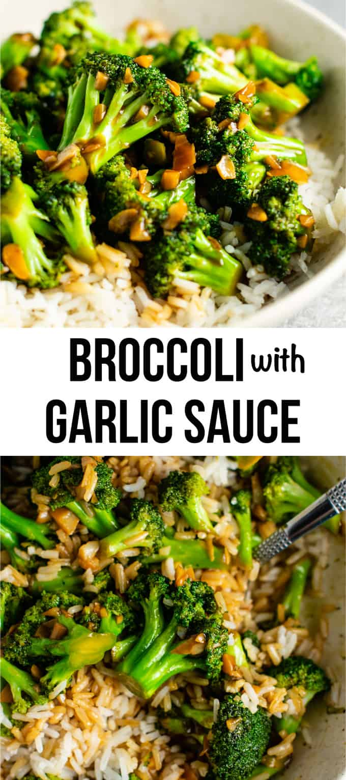 Broccoli stir fry chinese