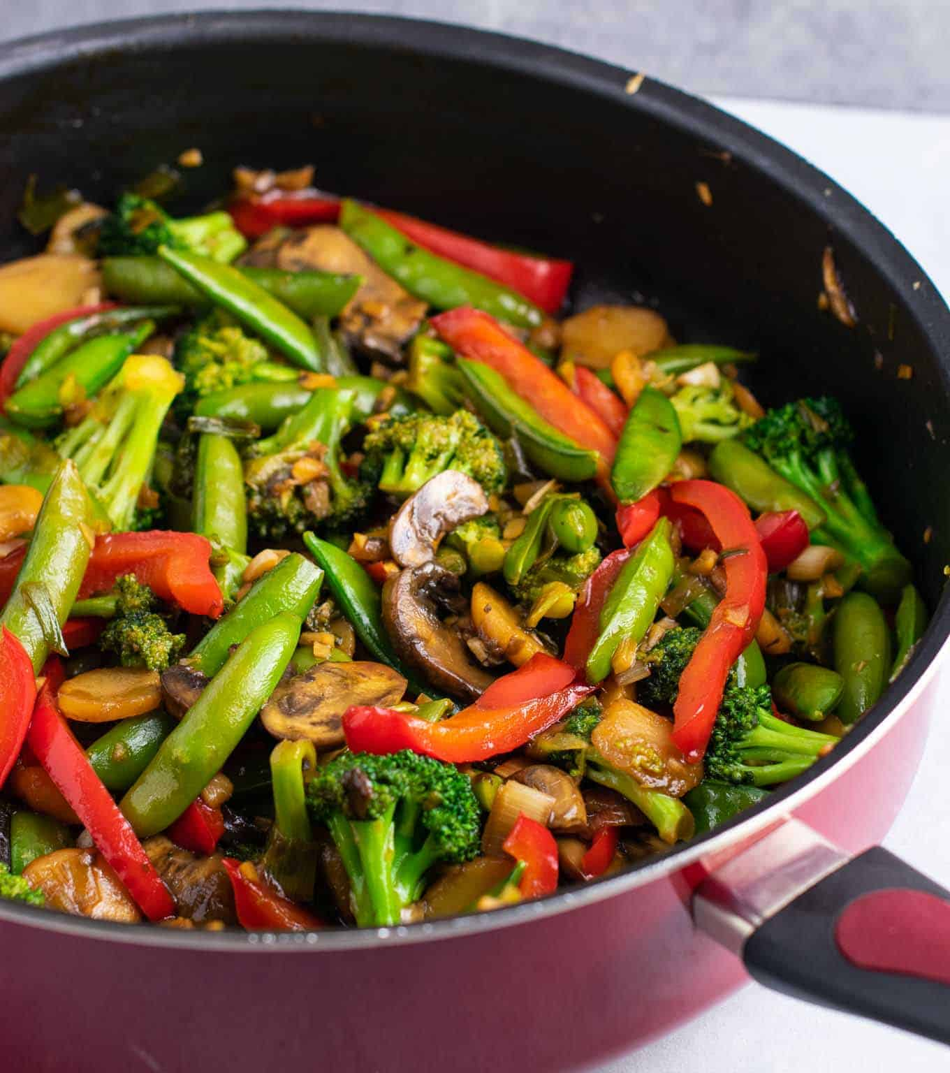 Stir Fry Vegetables Recipe
