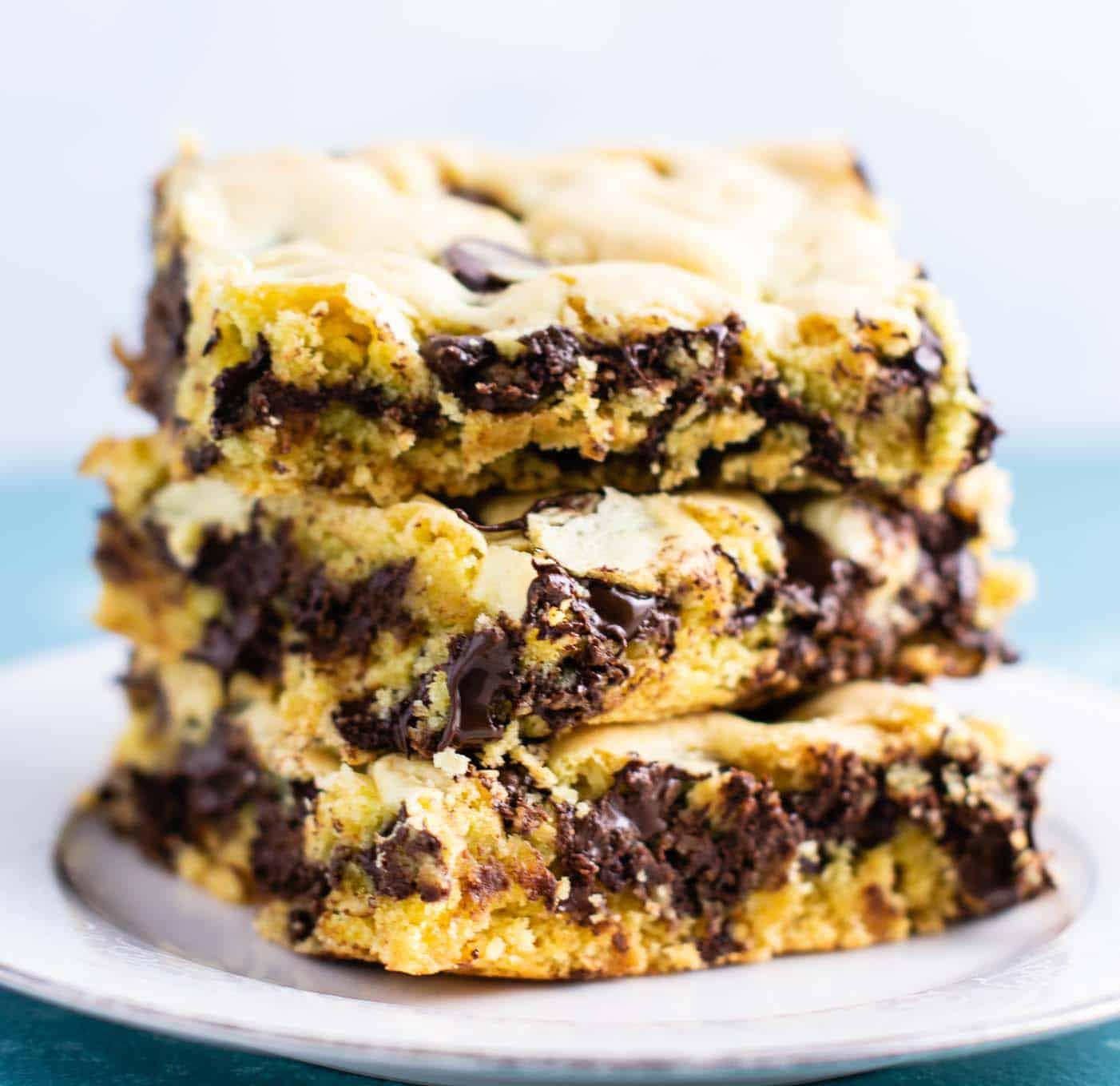 cake mix bars