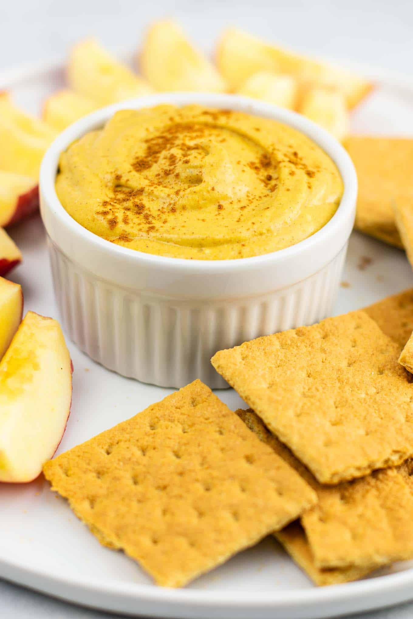 Pumpkin Cream Cheese Dip Recipe Build Your Bite