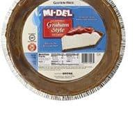 Mi-Del Gluten Free Pie Crust, Graham Style