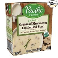 Pacific Foods Organic Cream of Mushroom Condensed Soup