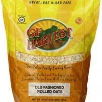 GF Harvest PureOats Gluten Free Rolled Oats