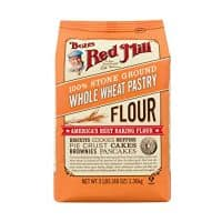 Bob's Red Mill, Pastry Flour, Whole Wheat