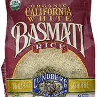 Lundberg Family Farms Organic Rice, White Basmati