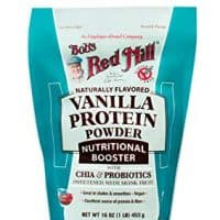 Bob's Red Mill Vanilla Protein Powder